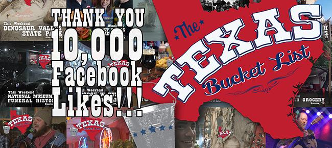 We've Hit 10,000 Fans on Facebook!