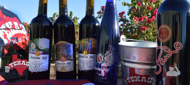 Messina Hof Winery and Resort Sponsors The Texas Bucket List