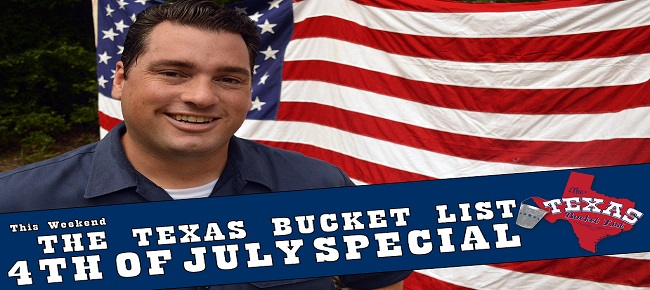 This Weekend on The Texas Bucket List!