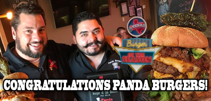 Congrats Panda